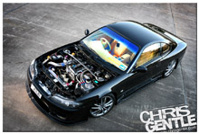 Awesome nissan s15 sick